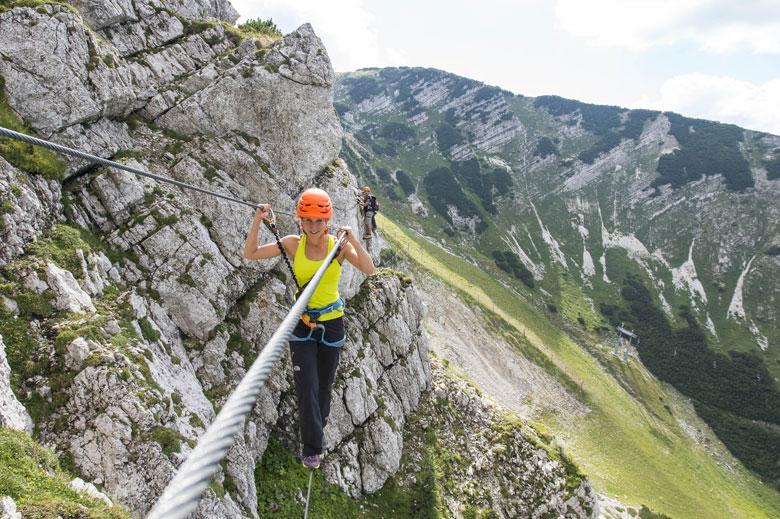 Klettersteig Set Wien : Klettersteigsets willhaben